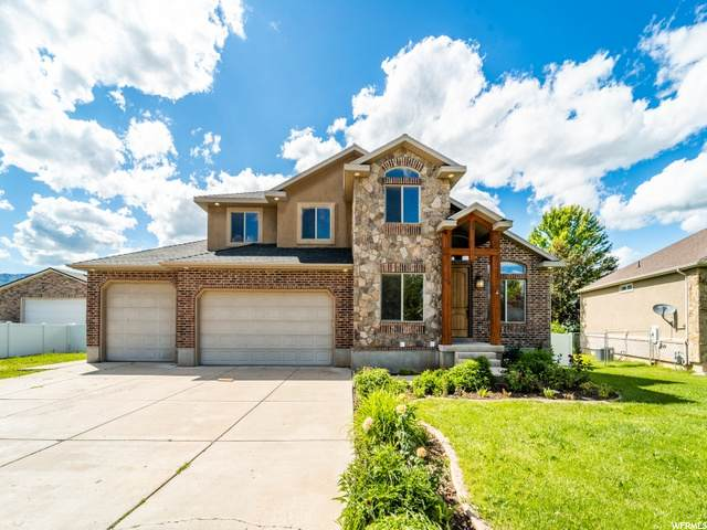 464 W 175 N, Morgan, UT 84050 (#1682380) :: REALTY ONE GROUP ARETE