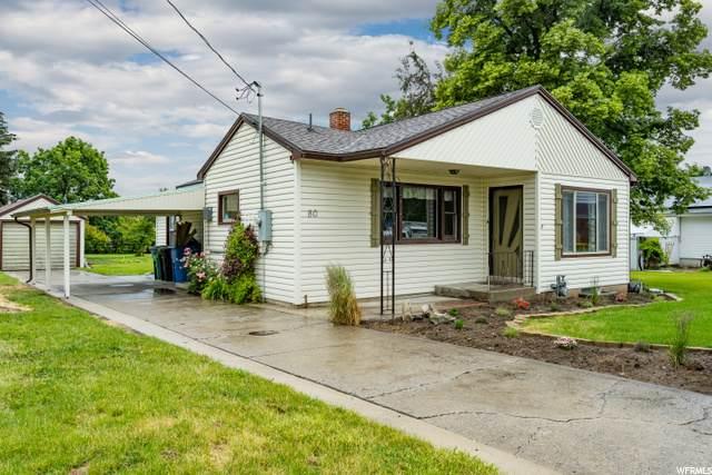 80 W 200 S, Smithfield, UT 84335 (#1682388) :: Utah City Living Real Estate Group
