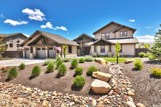 6810 N Greenfield Dr, Park City, UT 84098 (MLS #1682413) :: High Country Properties