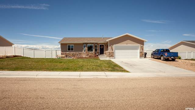 2315 E 4300 S, Vernal, UT 84078 (#1682428) :: Exit Realty Success