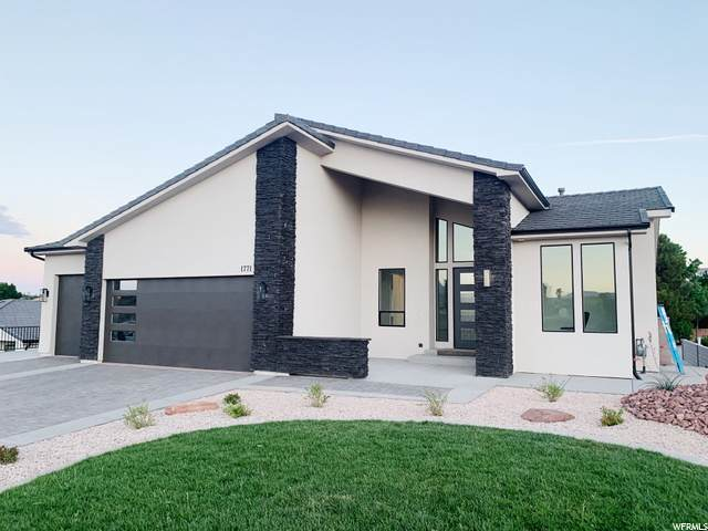 1819 W 740 S Cir, St. George, UT 84770 (#1682450) :: Colemere Realty Associates