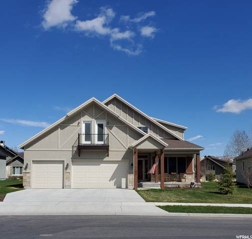 1182 N Canyon View Road W, Midway, UT 84049 (#1682468) :: Colemere Realty Associates