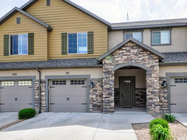 331 E Jordan Cove Ln W, Saratoga Springs, UT 84045 (#1682480) :: Utah City Living Real Estate Group