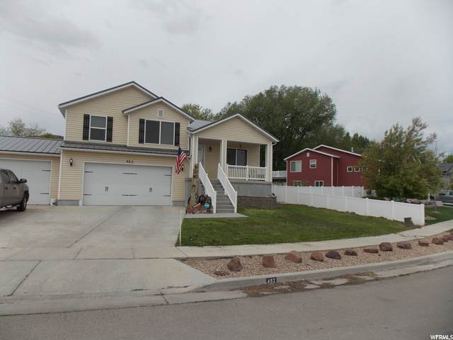 482 W Heritage Dr S, Vernal, UT 84078 (#1682526) :: Exit Realty Success