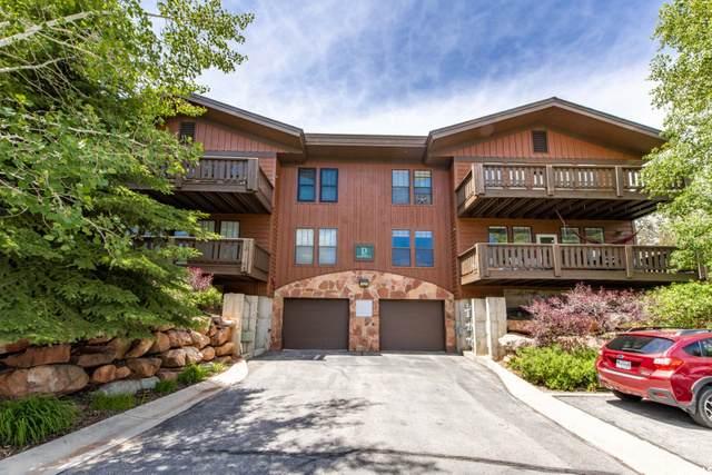 8361 Meadowview Ct D-14, Park City, UT 84098 (MLS #1682544) :: High Country Properties