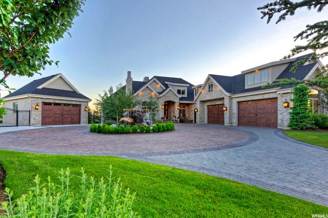 6781 W Normandy Way S, Highland, UT 84003 (#1682568) :: Red Sign Team