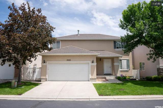 5949 S Ancestor Pl, Salt Lake City, UT 84123 (#1682578) :: Big Key Real Estate