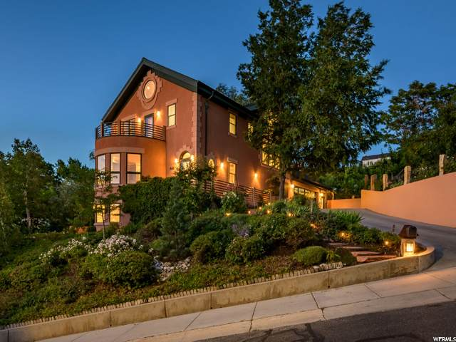 466 N Wall St, Salt Lake City, UT 84103 (#1682623) :: Big Key Real Estate