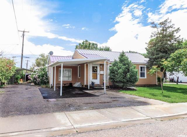 52 E Wasatch Ave S, Vernal, UT 84078 (#1682652) :: Exit Realty Success