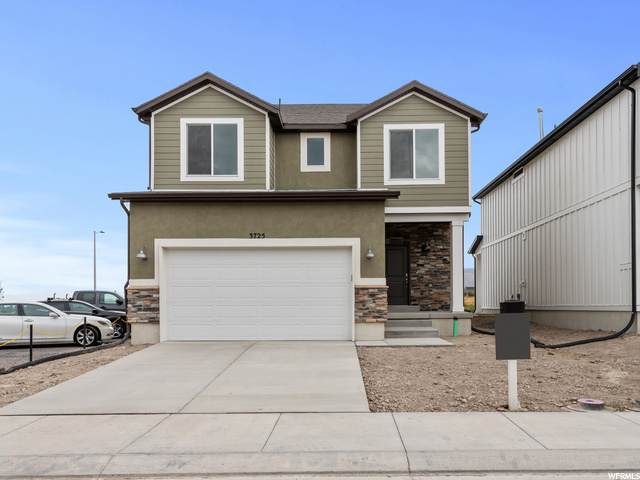 143 W Badger Way #438, Santaquin, UT 84655 (#1682688) :: Gurr Real Estate