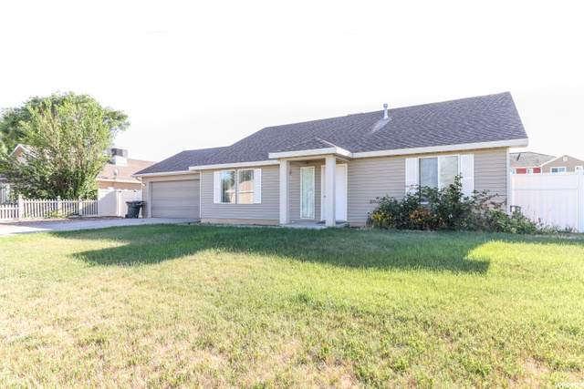 557 N 2400 W, Vernal, UT 84078 (#1682719) :: Big Key Real Estate