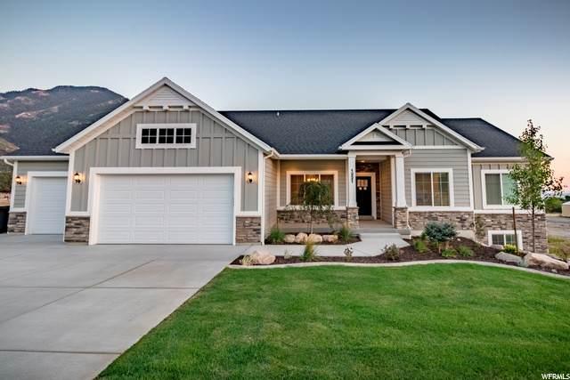 3916 W 2275 S #3, Taylor, UT 84401 (#1682737) :: Gurr Real Estate