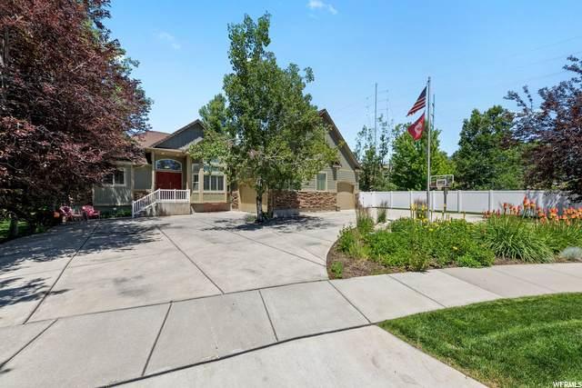 136 N 700 W, Kaysville, UT 84037 (#1682756) :: Doxey Real Estate Group