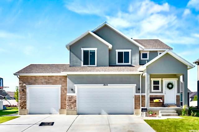1845 E Pine Bluff Rd, Eagle Mountain, UT 84005 (#1682760) :: RE/MAX Equity