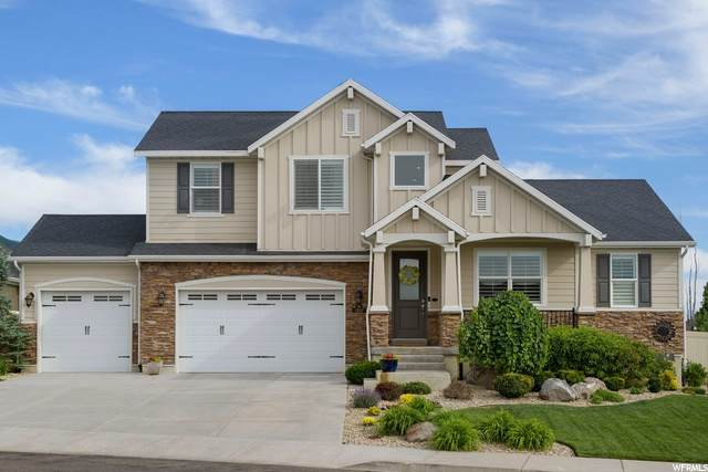 1352 East Peachtree Ln, Fruit Heights, UT 84037 (#1682779) :: The Perry Group