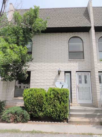 1554 S Monroe Blvd E4, Ogden, UT 84404 (#1682784) :: Powder Mountain Realty
