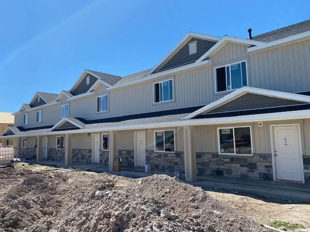 2460 W 450 N #4, Tremonton, UT 84337 (MLS #1682815) :: Lookout Real Estate Group
