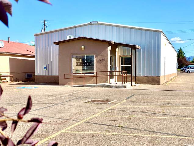 341 E Main St, Vernal, UT 84078 (#1682827) :: Exit Realty Success