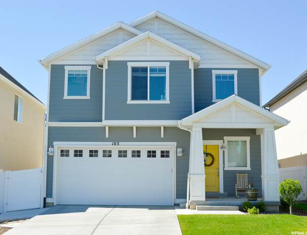 103 E Jubilee, Saratoga Springs, UT 84045 (#1682830) :: Red Sign Team