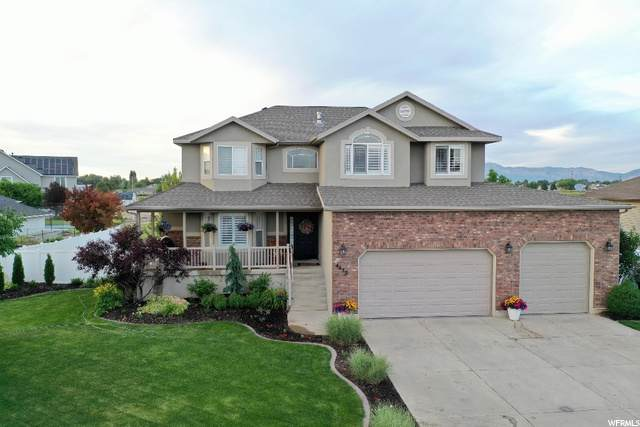 4452 W 625 S, West Point, UT 84015 (#1682840) :: Doxey Real Estate Group