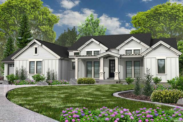 717 N Bridal Creek Ln E #76, Heber City, UT 84032 (#1682857) :: Bustos Real Estate | Keller Williams Utah Realtors