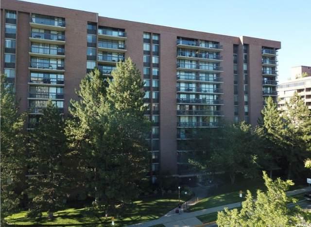 123 E 2ND Ave #1109, Salt Lake City, UT 84103 (#1682881) :: Powder Mountain Realty