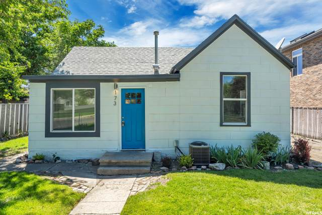 173 N 800 W, Salt Lake City, UT 84116 (#1682929) :: Bustos Real Estate | Keller Williams Utah Realtors
