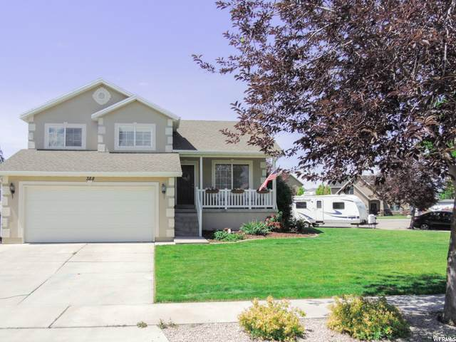 388 W Lakeview Dr, Lehi, UT 84043 (#1682942) :: The Fields Team