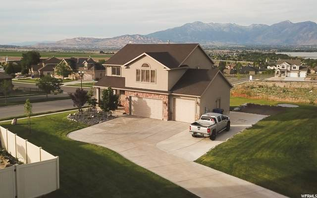 1486 S Sage View Ct, Saratoga Springs, UT 84045 (#1682962) :: Red Sign Team