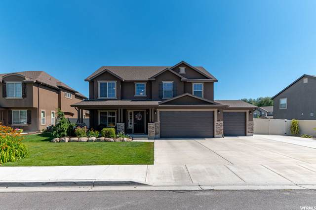 811 E Sandhill Ct, Lehi, UT 84043 (#1682971) :: The Perry Group