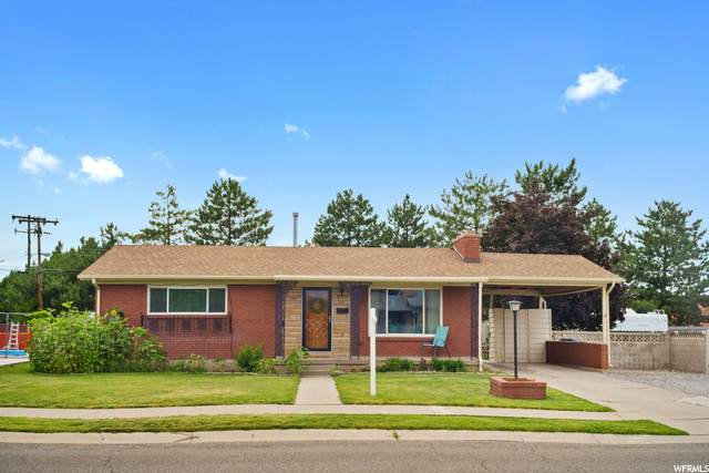 3576 S Cochise Dr, West Valley City, UT 84120 (#1682998) :: Red Sign Team