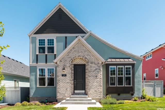 5341 W Copper Needle Way W, South Jordan, UT 84009 (#1683060) :: Utah City Living Real Estate Group