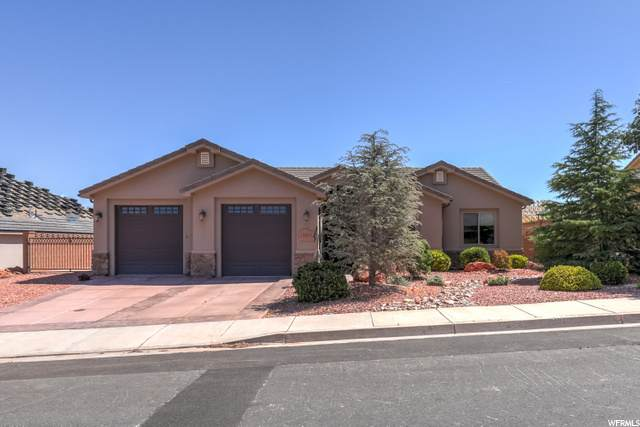 2555 S Wilson Dr, Hurricane, UT 84737 (#1683064) :: The Perry Group