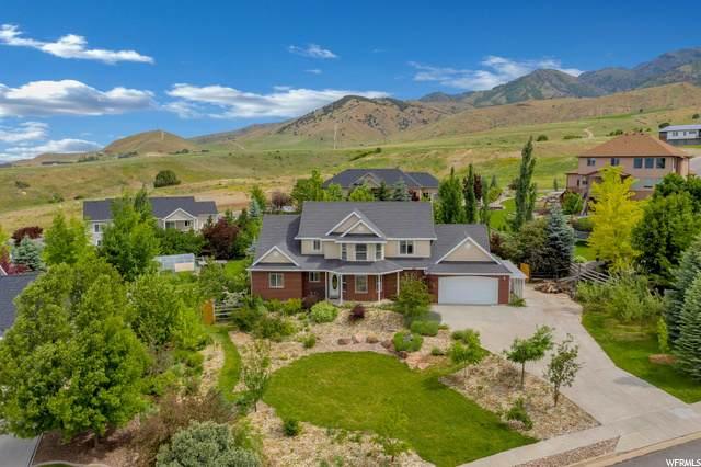 1697 E 3450 N, North Logan, UT 84341 (#1683113) :: Big Key Real Estate