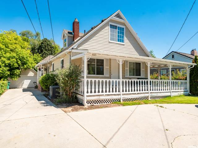 403 E 5300 S, Murray, UT 84107 (#1683123) :: Big Key Real Estate