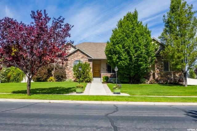 1182 S River View Dr W, Spanish Fork, UT 84660 (#1683184) :: Big Key Real Estate