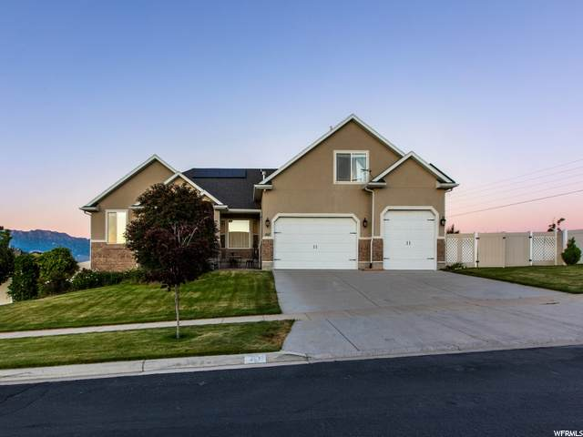 467 W Misty Sage Way, Saratoga Springs, UT 84045 (#1683190) :: Red Sign Team