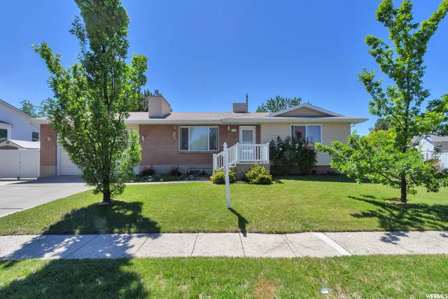 5744 S Westbench Dr W, Salt Lake City, UT 84118 (#1683196) :: McKay Realty