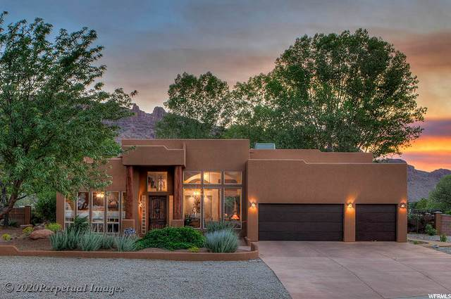 2614 Creekview Dr, Moab, UT 84532 (#1683235) :: Doxey Real Estate Group