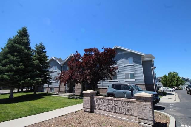 1533 N Riverside Ave #33, Provo, UT 84604 (#1683247) :: Bustos Real Estate | Keller Williams Utah Realtors