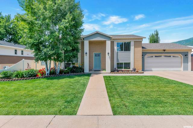 574 W 1810 N, West Bountiful, UT 84087 (#1683251) :: Big Key Real Estate