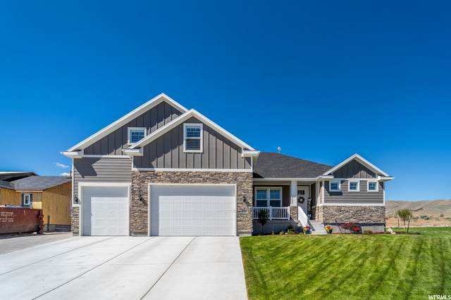 2251 S Beretta Dr, Saratoga Springs, UT 84045 (#1683268) :: Big Key Real Estate