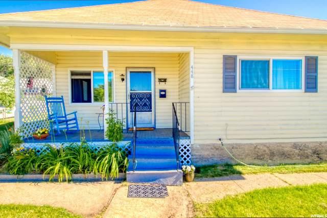 448 E Vine St, Tooele, UT 84074 (#1683330) :: Utah City Living Real Estate Group