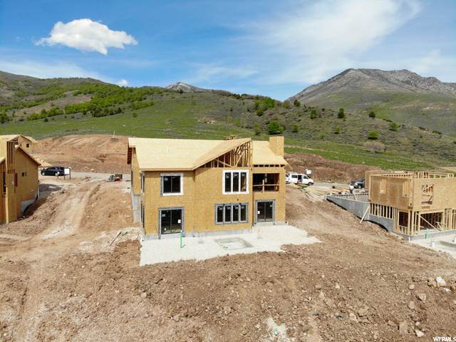 4491 N Seven Bridges Rd Lot 8, Eden, UT 84310 (#1683372) :: Berkshire Hathaway HomeServices Elite Real Estate