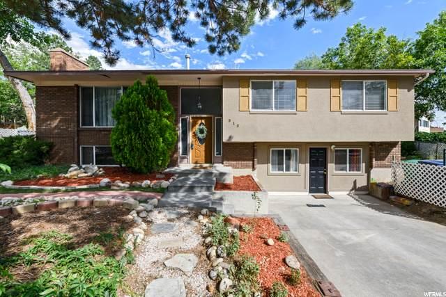 910 E Syrena Cir S, Sandy, UT 84094 (#1683395) :: Bustos Real Estate | Keller Williams Utah Realtors