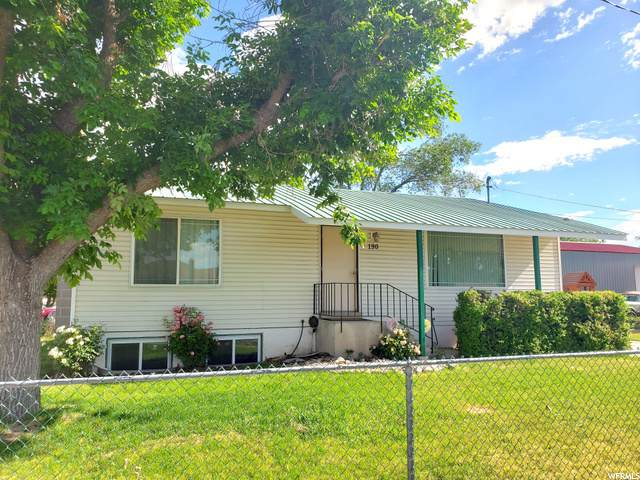 190 W 300 S, Tremonton, UT 84337 (#1683402) :: The Perry Group
