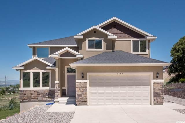 2165 E 2650 N, North Logan, UT 84341 (#1683407) :: Big Key Real Estate