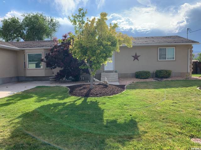 60 S 200 W, Central Valley, UT 84754 (#1683416) :: Exit Realty Success