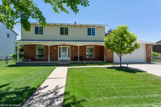 443 W 950 N, Centerville, UT 84014 (#1683453) :: Big Key Real Estate