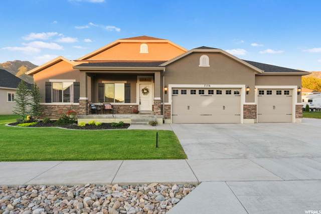 7176 S 1100 E, South Weber, UT 84405 (#1683466) :: The Perry Group